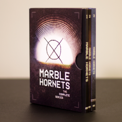 Marble Hornets: The Complete Series DVD Box Set