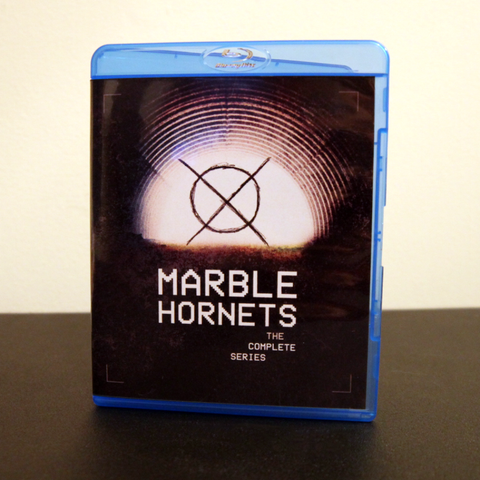 Marble Hornets: The Complete Series BLU RAY