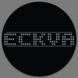 ECKVA Network Charity Sticker