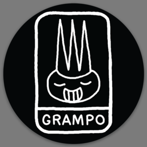 Grampo Co. Round Sticker
