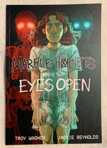 Print Edition - Marble Hornets Issue 2: Eyes Open