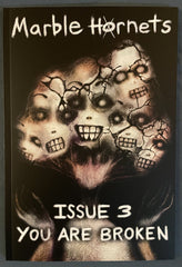Print Edition - Marble Hornets Issue 3: You Are Broken