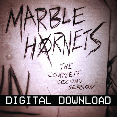 DVD DOWNLOAD - Marble Hornets Season 2