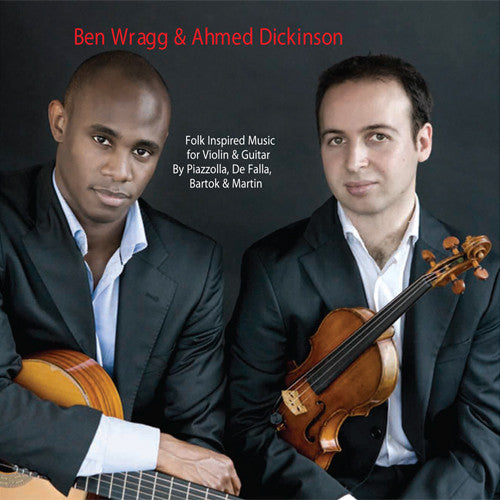 Ben Wragg & Ahmed Dickinson