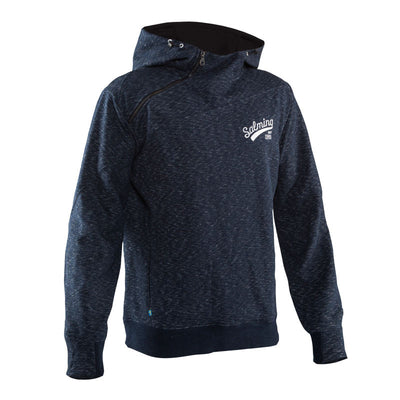 Salming Solid Hood Men - Navy Melange