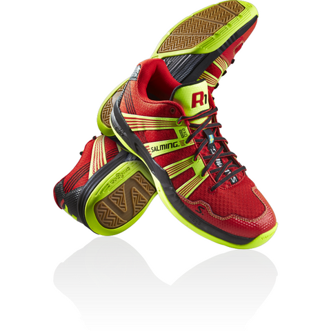 Salming 2016 Race R1 3.0 Men Red/Safety Yellow