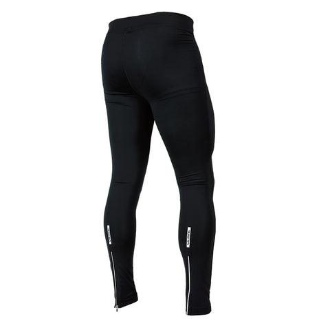 Salming Logo Tights 2.0 Men - Black/Silver