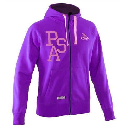 Salming PSA Hood Women - Purple Dahlia
