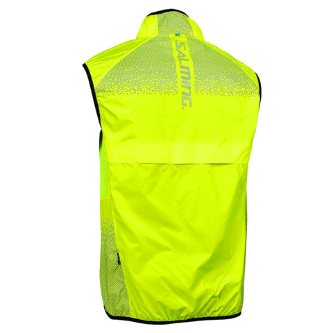Image of Salming Skyline Vest Men - Safety Yellow