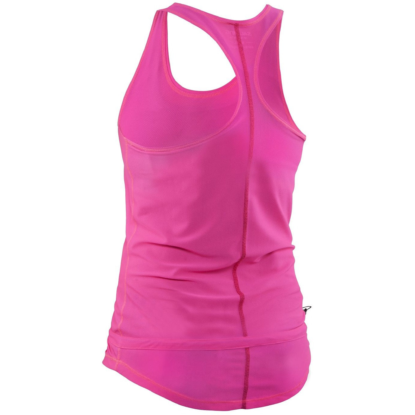 Racerback Top - Knockout Pink