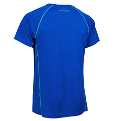 Salming SS Tee Men - Blue/Green