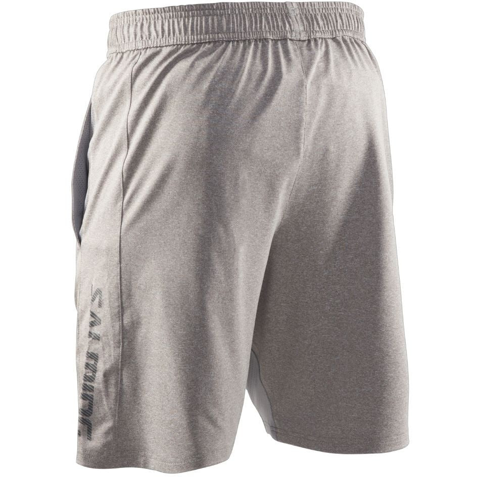 Salming Run Knit Shorts - Stone Melange