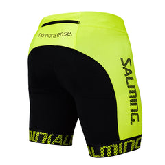 Salming Triathlon Shorts Men - Black/Yellow