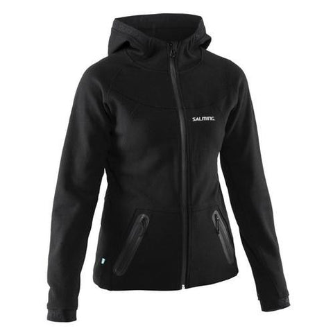 Run Hood Women Black