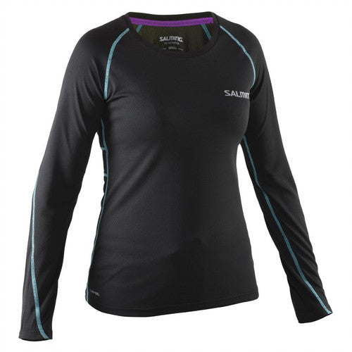 Salming LS Top Women - Black