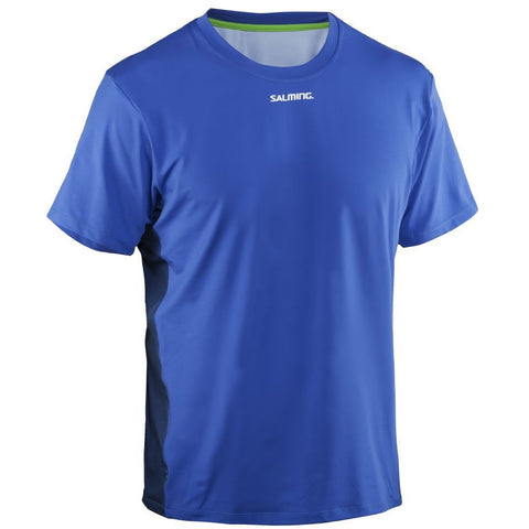 Salming Challenge Tee - Royal Blue