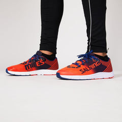 Miles Lite Men - Orange/Blue