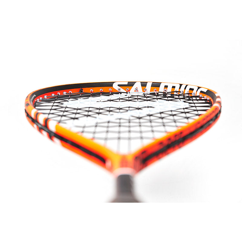 Salming Cannone Pro Racket - Orange/Black