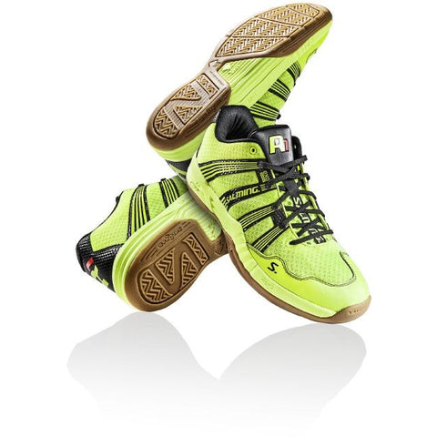 2015 Salming Race R1 2.0 Safety Yellow (Men's)