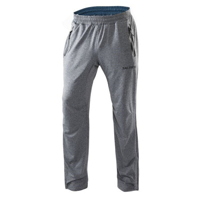 Salming Run Pant Men- Dark Grey Melange