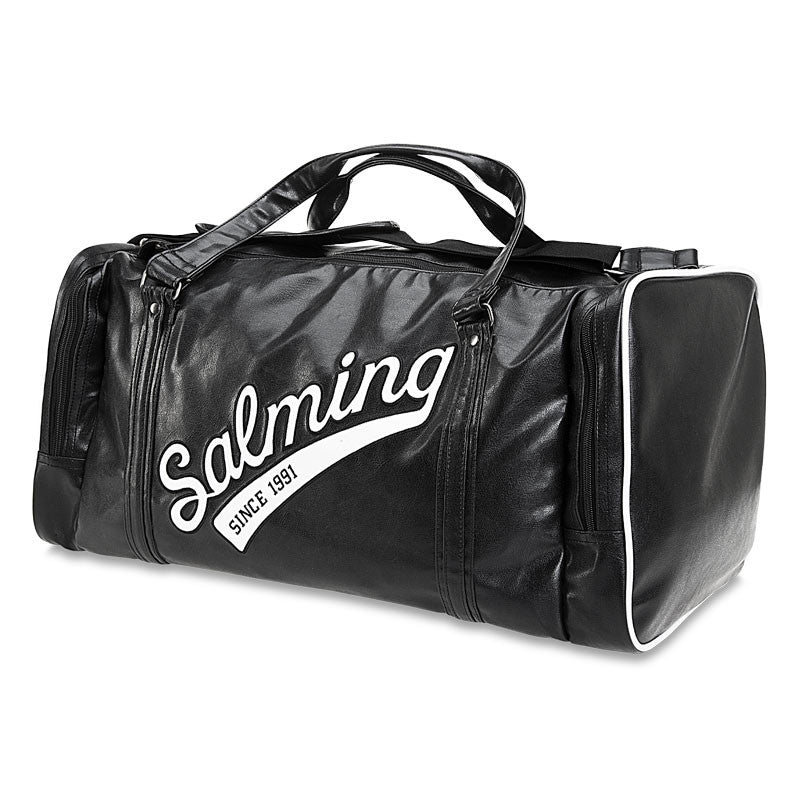 Salming 2016 Retro Duffel Black