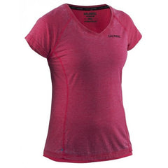 Salming Run Divine Tee - Bright Rose