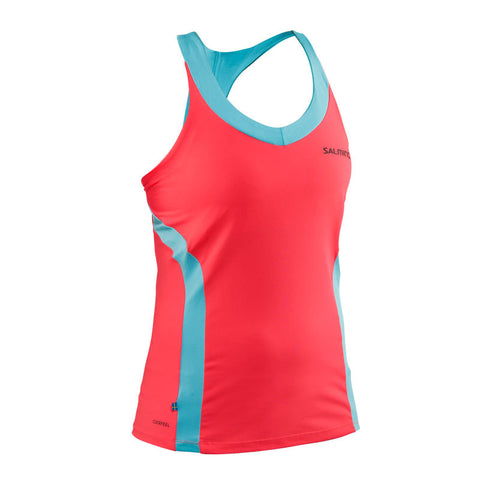 Salming Strike Tank Top - Diva Pink