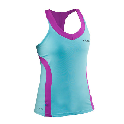 Salming Strike Tank Top - Turquoise