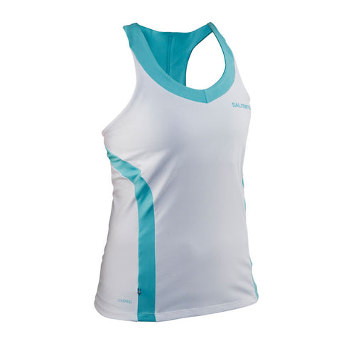 Salming Strike Tank Top - White