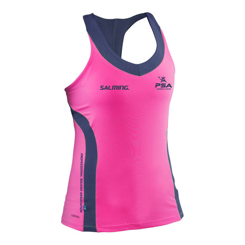 Salming PSA Tank Top Women - Knockout Pink