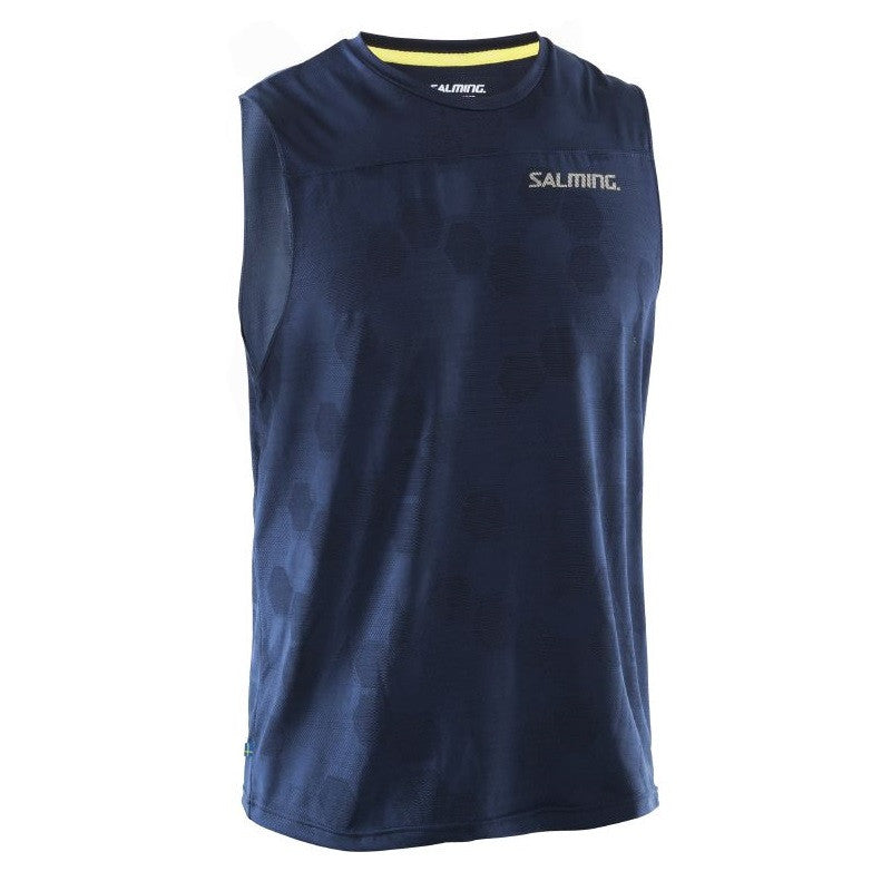 Salming Run Sleeveless Tee Men