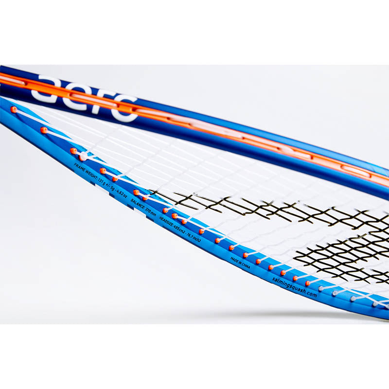 Salming Canonne Slim Racket - Royal blue