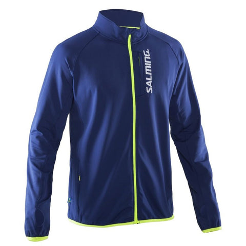 Salming Run Thermal Jacket Men- Navy