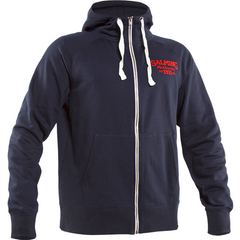 Salming Core Hoodie JR (Grey or Blue)