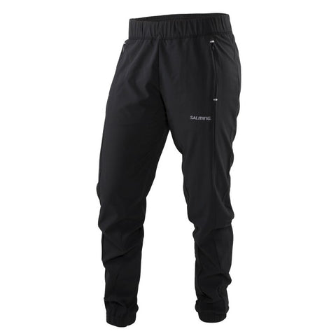 Men's Woven Run Pant Men- Black