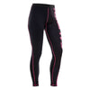 Salming Baselayer Pant Women - Black/Pink