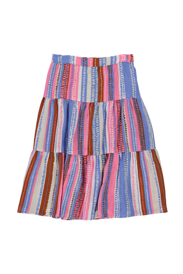 Peasant Skirt by Ultra Violet Kids