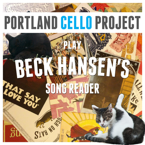 PCP Plays Beck Hansen's Song Reader -- CD!