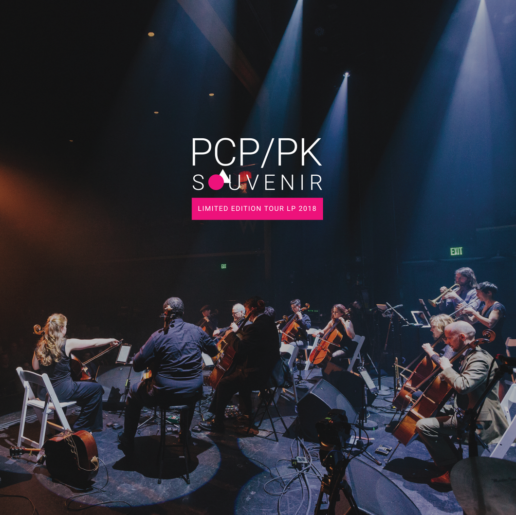 Souvenir: PCP/PK Limited Edition Tour Record (Download)