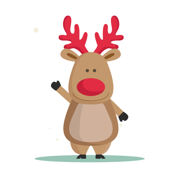 Christmas Deer - Kromebody