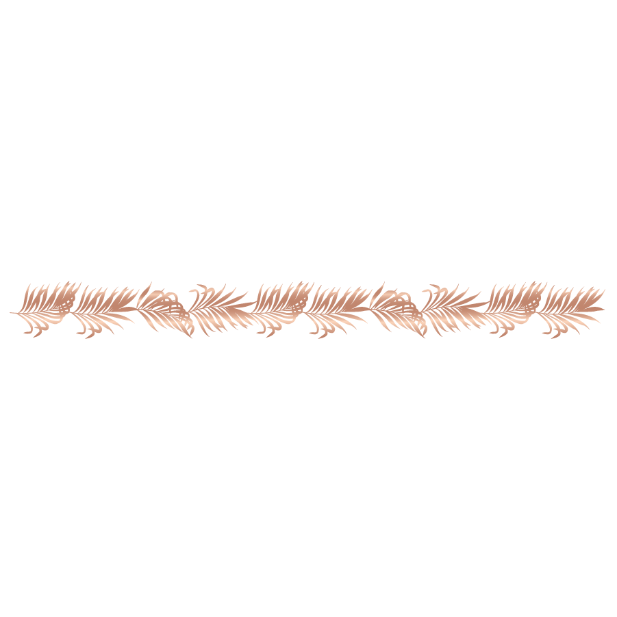 Rose Gold Leafs - Kromebody