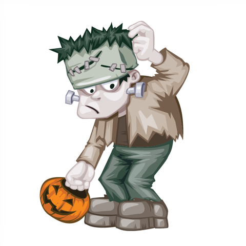 Halloween Party: Frankenstein - Kromebody
