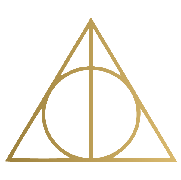Harry Potter: Deathly Hallows (Gold) - Kromebody