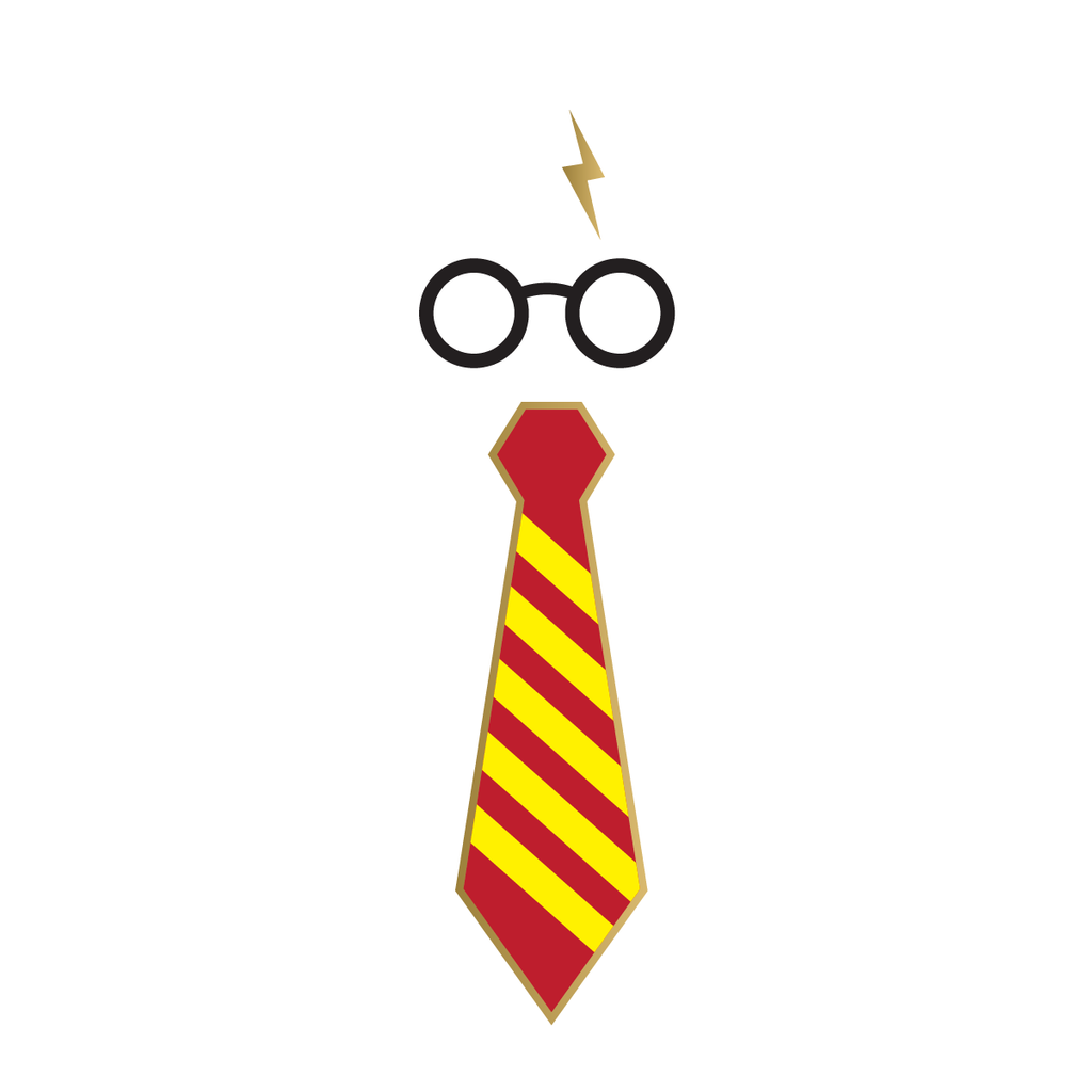Harry Potter: Hogwarts House Tie - Kromebody