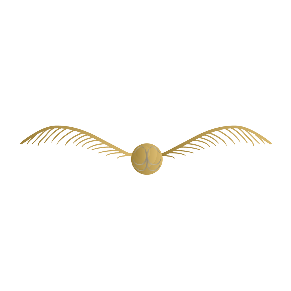 Harry Potter: the golden snitch (Gold & Silver) - Kromebody