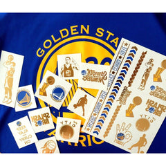 Golden State Warriors Logo - Kromebody