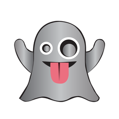 👻 Ghost Emoji - Kromebody