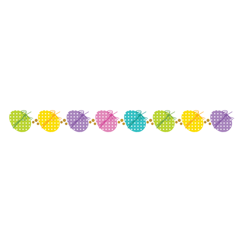 Colorful Easter Egg Bracelet