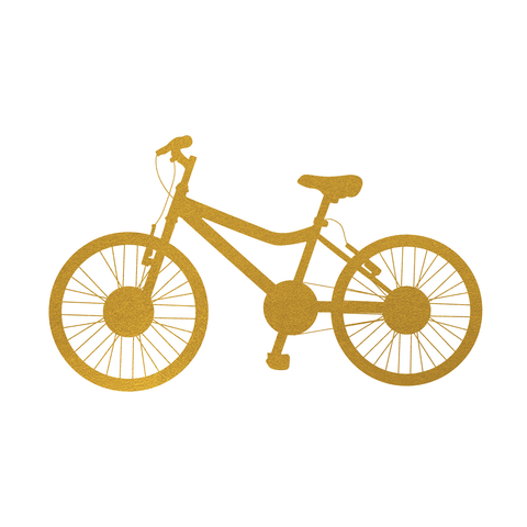 Bicycle (Gold)