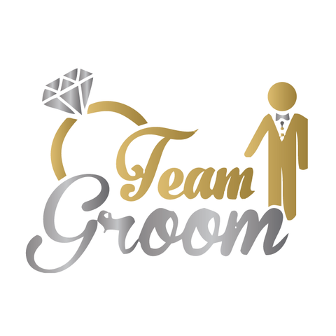 Team Groom - Gold/Silver - Kromebody